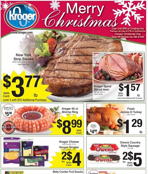 Filling your feed with fresh content, and your home with fresh. 21 Ideas for Kroger Christmas Dinner - Best Round Up Recipe Collections