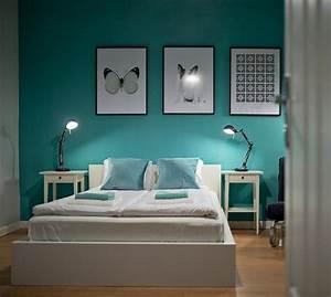 Deco Chambre Adulte Bleu Deco Chambre Bleu Petrole Visuel 1 Hotel