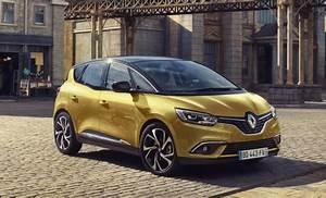 Dimension Renault Scenic 4 : nouveau renault scenic 4 premi res photos du sc nic 2016 l 39 argus ~ Medecine-chirurgie-esthetiques.com Avis de Voitures