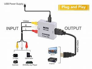Rca To Vga Pinout Diagram Yellow Diy Wiring Pressauto Net