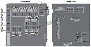 Fuse Box Diagram Smart Fortwo  W451  2008