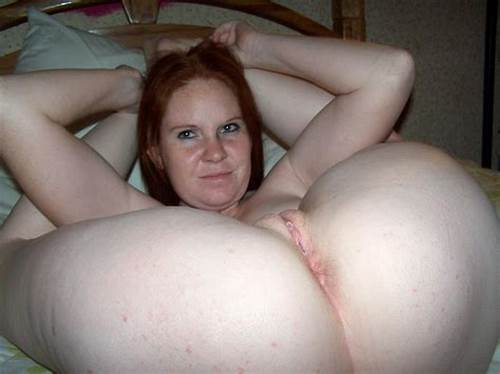 Blonde Ginger Dildo For An British Asshole