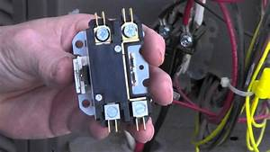10f73 Contactor Replacement