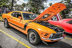 74 Mustang Photograph by Chris Smith