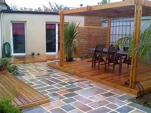 Decoration Terrasse Exterieur : d co terrasses jardins ~ Teatrodelosmanantiales.com Idées de Décoration
