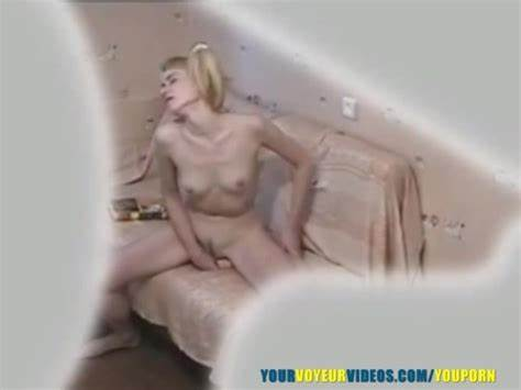 Honey Black Hair Caught Masterbating