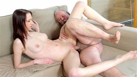 Older Lover Seduces A Teen Miss
