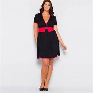 Vetement Pour Femme Ronde : robe pour femme ronde se mettre en valeur avec un joli mod le ~ Farleysfitness.com Idées de Décoration