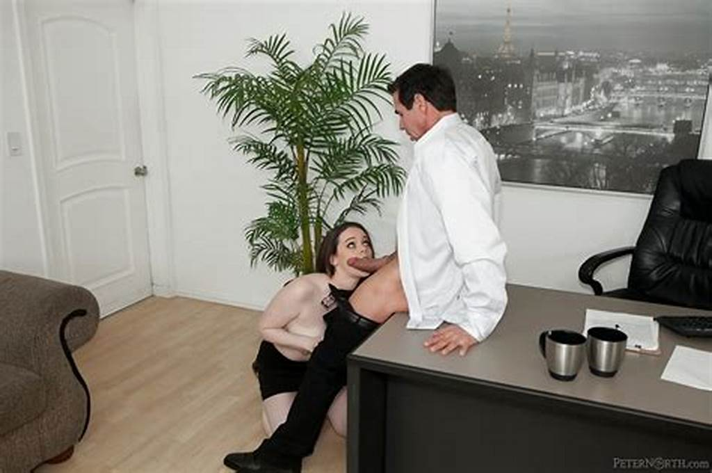 #Office #Babe #In #Glasses #Spanking #And #Strapon #Fucked #Hot
