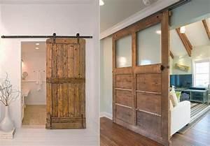 photo pic faire une porte coulissante avec une ancienne With faire une porte coulissante avec une ancienne porte
