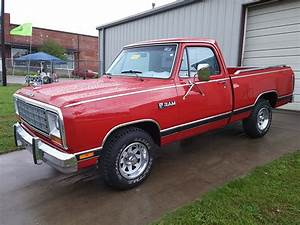 1985 Dodge Ram Royal Se For Sale At Vicari Auctions Nocona 2015