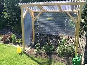 Tomatenhaus Bauen Kostenlos : tomatenhaus selber bauen unser beispiel und bauanleitung ~ Watch28wear.com Haus und Dekorationen