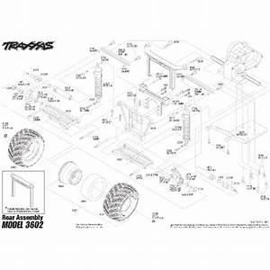 28 Traxxas X Maxx Parts Diagram