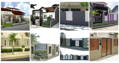 Galeri gambar buat pagar tembok minimalis : Pintu Harmonika Pagar Minimalis: Contoh Gambar Pagar Minimalis Terbaru Tahun 2016