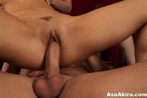 She Had A Light Dusting Of Ebony On Her White Cheeks #Derrick #Pierce #Threesome