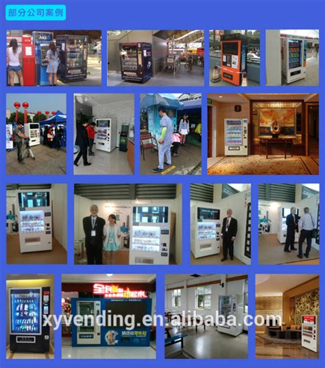 If you lose a wallet with a debit card, then your money will be saved, as you can block it and criminals will not be. Can/snacks / Drinks Coffee Vending Machine Factory China - Buy Vending Machine Manufacturers ...