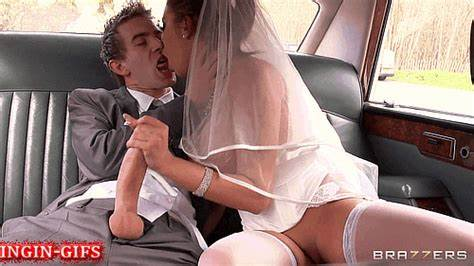 Attractive Cheerleader Fucks With Bride Porn Star