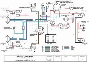 Mini Cooper Headlight Wiring Diagram