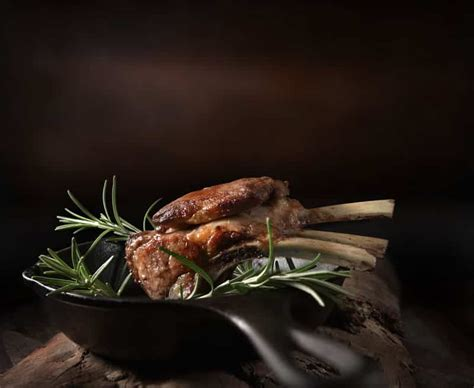 How to prepare the best end of lamb for roasting as a joint with the bones exposed, or cutting into thick or thin chops, or flattening them into lollipops. Buy Trimmed Lamb Rack Online | Biltong Chief HK