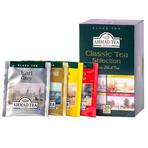Melnā tēja AHMAD CLASSIC SELECTION 20 maisiņi x 2 g paciņā ...