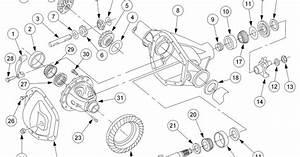 2001 F350 Superduty Parts Diagram