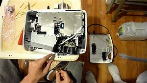 Fixing An Optoma Hd20 Color Wheel