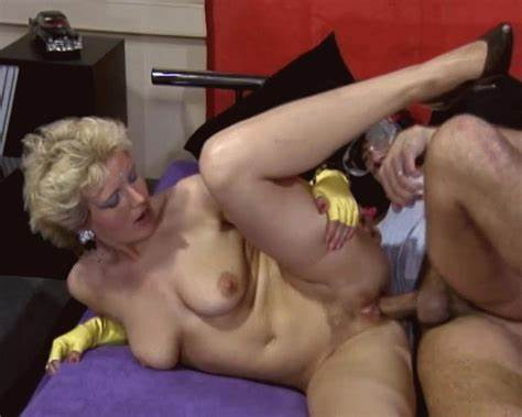 Pervert German Foursome Banged Stepmom Rammed Foxy Porno