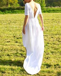 10 patrons de robes de mariee a faire soi meme marie claire for Patron de robe de mariée