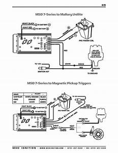 Mallory Distributor To Msd Wiring Diagram Free Picture