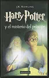 Harry potter y el misterio del príncipe audiolibro #1 j.k. Harry Potter Y El Misterio Del Principe: Amazon.es ...