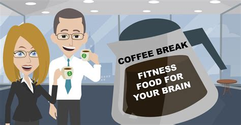 Reduce your odds of developing multiple sclerosis. Coffee Break - Fitness Food For Your Brain | Workout food, Coffee break, Brain coffee