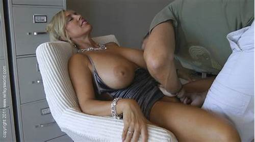 Comely Solid Tit Mature Gives Good Sucks