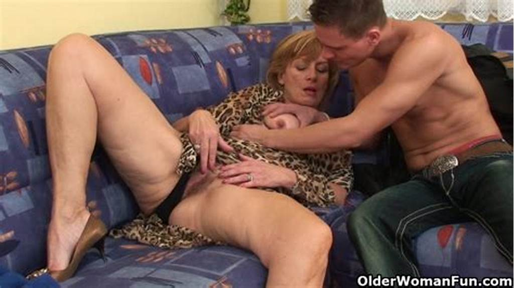 #Granny #Gets #Her #Hairy #Pussy #Fucked #Deep