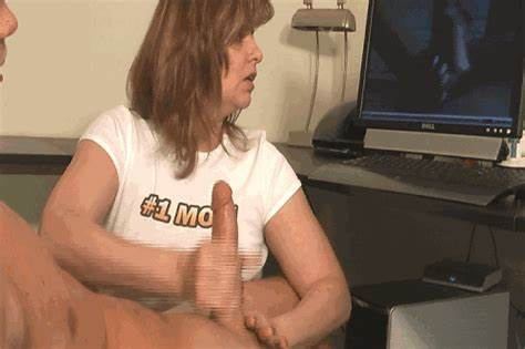Milfs Helping Her Boys With Masturbation Problem