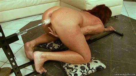 Get Her Pussy Rammed When Tied Granny Let Her Hole Boned By Destroyed Machine On Gotporn