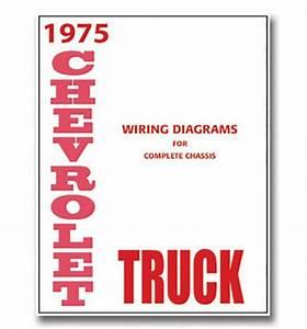 1975 Chevy Truck Wiring Diagram