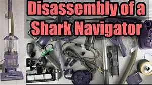 Shark Navigator Lift Away Deluxe Parts Diagram