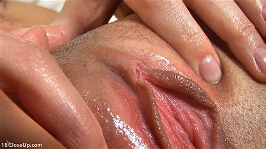 #Just #18 #Big #Pussy #Lips #Pufy #Nips #Ass #And #Pussy #Close #Up