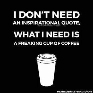 Top 25 Funny Coffee Quotes – Quotes Reviews
