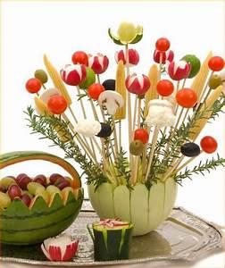Decoration Legumes Facile : r sultat de recherche d 39 images pour bouquet de l gumes ap ritif mes envies culinaires ~ Melissatoandfro.com Idées de Décoration