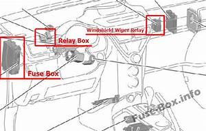 Fuse Box Diagram Toyota Iq    Scion Iq  2008