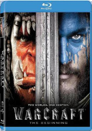 As a portal opens to connect the two worlds, one army faces destruction and the other faces extinction. Warcraft The Beginning 2016 BluRay 950MB Hindi Dual Audio ORG 720p