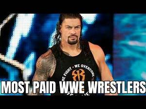 Top 10 most paid wwe superstars