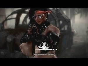 Fallout 4 NSFW gameplay - Nuka World Gauntlet