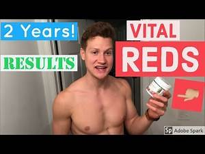 Vital Reds Supplement Review - Steven Gundry MD - Results Taking Vital Reds every day for 2 YEARS!