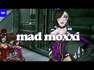Fine Game Girls Presents - Mad Moxxi