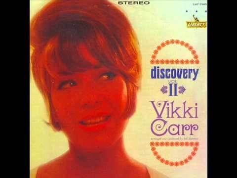 Vikki Carr - Better Than Anything (1964)
