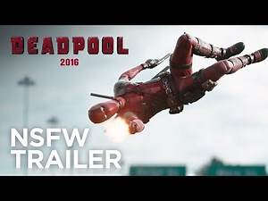 Deadpool trailer gives first look at Ryan Reynolds as Marvel's R-rated anti-hero
