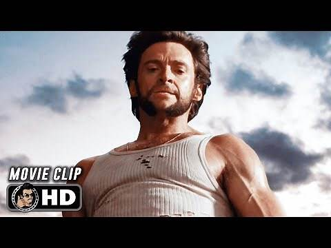 "X-MEN ORIGINS: WOLVERINE Clip - ""Wolverine Kills Deadpool"" (2009)"