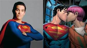 Dean Cain says DC Comics is 'bandwagoning' with new Superman's sexuality